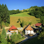 Hofansicht Steinmühle